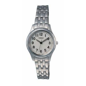 オレオールレディースウォッチ 薄型超硬質合金ベゼル SW-491L-3 SW-491L-4【送料無料】(き)【ポイント10倍】 【ポイント10倍】腕時計 レディース オレオール AUREOLE