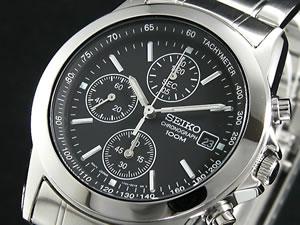 セイコー SEIKO 腕時計 時計 クロノグラフ メンズ SND309【_包装】【ポイント10倍】 【ポイント10倍】【ラッピング無料】