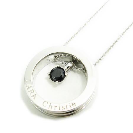 LARA Christie ヴォヤージュネックレス [ BLACK Label ](き)【S1】 LARA Christie ヴォヤージュネックレスすっぱい