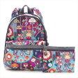 LeSportsac レスポートサック 7812-D528 Basic Backpack(ベーシックバックパック)Utopianリュックサック(バックパック)【ポイント10倍】