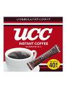 UCC インスタントコーヒースティック 2g×40P (40ホン)【ポイント10倍】