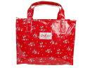 【ポイント10倍】新作CathKidston ボックスバッグ 新作 BOX BAG SPRIG RED 253871【キャスキッドソン】【0930cath】【ポイント10倍】【YDKG-f】【10P12nov10】