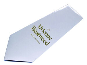 【VivienneWestwood】ヴィヴィアンウエストウッドネクタイAW2015モデル(先端幅スリム約7cm)ライトグリーン【ポイント10倍】