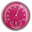 ドリテック 温湿度計 (O-310PK)【ポイント10倍】