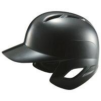 ZETT(ゼット) BHL570 ソフトボール打者用ヘルメット ブラック L(57〜59cm)【ポイント10倍】【送料無料】の画像