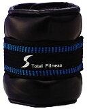 トータルフィットネス(Total Fitness) ボディケア ソフトアンクルリストウェイト STW082【ポイント10倍】