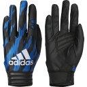 アディダス adidas Baseball 5T フィールディンググローブ(守備用グローブ) DMU63 【カラー】ブルー×ホワイト 【サイズ】LHM【ポイント10倍】