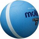 モルテン(Molten) ソフトラインドッジボール1号球(サックス) SFD1SKL