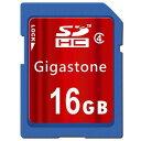 Gigastone SDカード16GBclass4 GJS4/16G