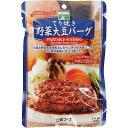 三育 てり焼き野菜ハンバーグ 100g 三育フーズ