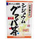 山本漢方のグァバ茶 山本漢方製薬【S1】