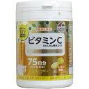 おやつにサプリZOO ビタミンC 75日分 150粒入 サプリメント