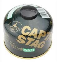 キャプテンスタッグ レギュラーガスカートリッジ250 M8251の画像