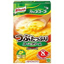 味の素 クノール カップスープ コーンクリーム 16.5GX8食 (1箱)