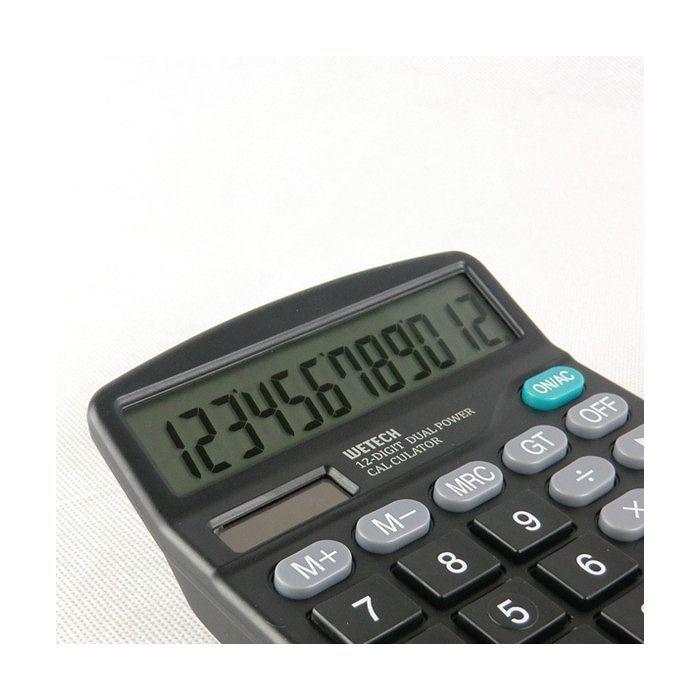 12桁電卓 計算 数字 家計簿 簿記 数学 計...の紹介画像3