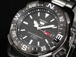 セイコー5 SEIKO ファイブ スポーツ 腕時計 自動巻き メンズ SNZE83J1【_包装】【送料無料】 【送料無料】【痛い】