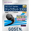 GOSEN(ゴーセン) テックガット5300 ブラック SS603BK