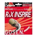 GOSEN(ゴーセン) R4XINSPIRE ナチュラル BS180NA【S1】