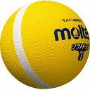 モルテン(Molten) ソフトラインドッジボール1号球(イエロー) SFD1YL