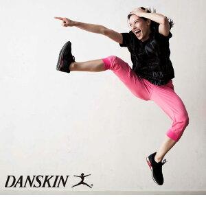 DANSKINダンスキンレディースGYM-PANクロップパンツDB45130Xジムパンダンスフィットネスヨガ【あす楽対応】【送料無料】【smtb-f】