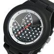 アディダス ADIDAS アバディーン クオーツ レディース 腕時計 時計 ADH3050 ブラック【楽ギフ_包装】