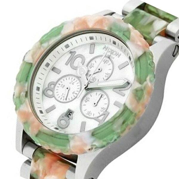 ニクソン NIXON 42-20 CHRONO レディース クロノ 腕時計 A0371539 ミントジュレ【送料無料】【_包装】 【送料無料】【ラッピング無料】