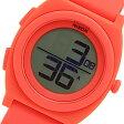 ニクソン NIXON タイムテラーデジ デジタル レディース 腕時計 時計 A4172054 ピンク【楽ギフ_包装】