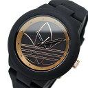アディダス ADIDAS アバディーン クオーツ レディース 腕時計 時計 ADH3086 ブラック...