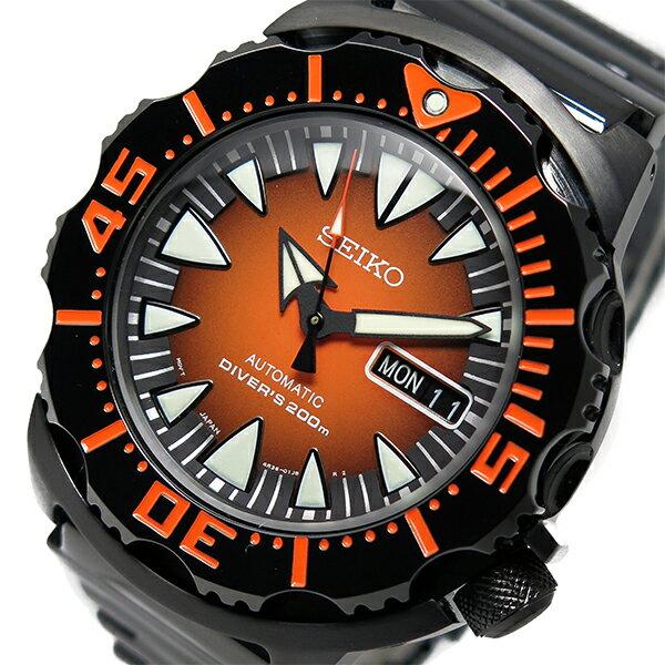 セイコー SEIKO スーペリア SUPERIOR ダイバーズ クォーツ メンズ 腕時計 SRP311 オレンジ【送料無料】【_包装】 【送料無料】【ラッピング無料】