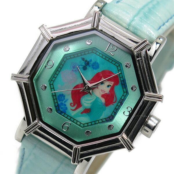 ディズニーウオッチ Disney Watch レディース 腕時計 1507-AR アリエル【送料無料】【_包装】 【送料無料】【ラッピング無料】