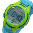 カクタス CACTUS クオーツ キッズウォッチ 腕時計 時計 CAC-82-M04 ブルー/グリーン【楽ギフ_包装】