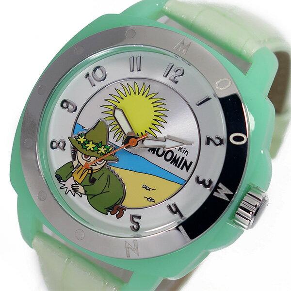 ムーミンウオッチ MOOMIN Watch レディース 腕時計 MO-0005B スナフキン【送料無料】【_包装】 【送料無料】【ラッピング無料】