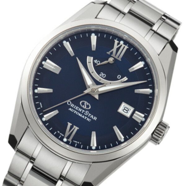 オリエント オリエントスター 自動巻き メンズ 腕時計 WZ0021AF ネイビー 国内正規【送料無料】【_包装】 【送料無料】【ラッピング無料】