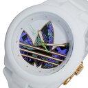 アディダス ADIDAS アバディーン クオーツ ユニセックス 腕時計 時計 ADH3018 ホワイト【楽ギフ_包装】