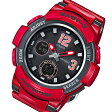 カシオ ベビーG タフソーラー レディース 腕時計 BGA-2100-4BJF レッド 国内正規【送料無料】【楽ギフ_包装】