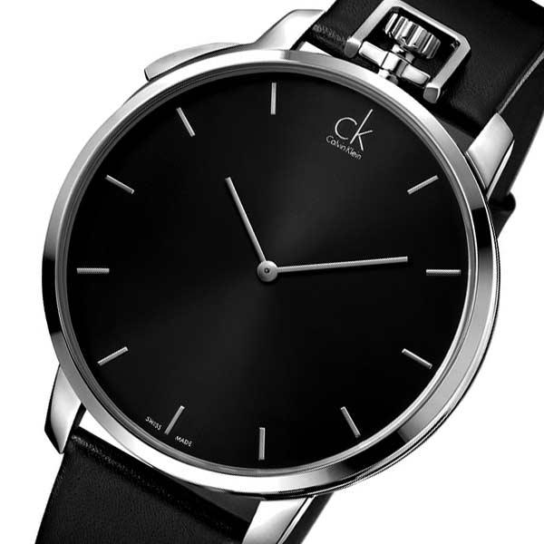 カルバンクライン エクセプショナル メンズ 腕時計 CLK3Z211C1 ブラック【送料無料】【_包装】 【送料無料】【ラッピング無料】