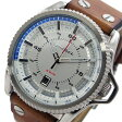 ディーゼル DIESEL ロールケージ クオーツ メンズ 腕時計 DZ1715 ホワイト【送料無料】【楽ギフ_包装】