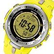 カシオ CASIO プロトレック PRO TREK タフソーラー メンズ 腕時計 PRW-3000-9B イエロー【送料無料】【楽ギフ_包装】