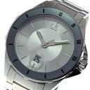 カルバン クライン CALVIN KLEIN クオーツ メンズ 腕時計 K2W21Y46 シルバー【送料無料】【楽ギフ_包装】