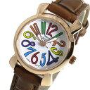 プリンセスカグヤ PrincessKAGUYA クオーツ レディース 腕時計 時計 PK-500P-BR ブラウン【楽ギフ_包装】