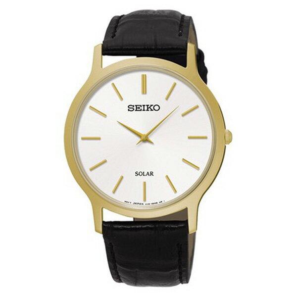 セイコー SEIKO ソーラー クオーツ メンズ 腕時計 SUP872P1 ホワイト【送料無料】【_包装】 【送料無料】【ラッピング無料】