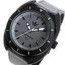 アディダス ADIDAS スタンスミス クオーツ メンズ 腕時計 ADH3080 グレー【楽ギフ_包装】