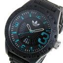アディダス ADIDAS ニューバーグ クオーツ メンズ 腕時計 時計 ADH3111 ブラック【楽ギフ_包装】【S1】