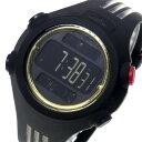 アディダス ADIDAS パフォーマンス クエストラ 腕時計 時計 ADP6138 ブラック【楽ギフ_包装】
