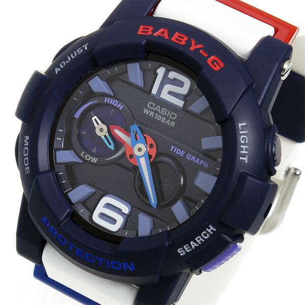 カシオ ベビーG BABY-G Gライド クオーツ レディース 腕時計 BGA-180-2B2 ブラック【送料無料】【_包装】 【送料無料】【ラッピング無料】