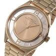 マークバイマークジェイコブス クオーツ レディース 腕時計 MBM3414 ピンクゴールド【送料無料】【楽ギフ_包装】