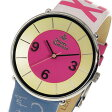ヴィヴィアン ウエストウッド クオーツ レディース 腕時計 VV020PKLBL ピンク【送料無料】【楽ギフ_包装】