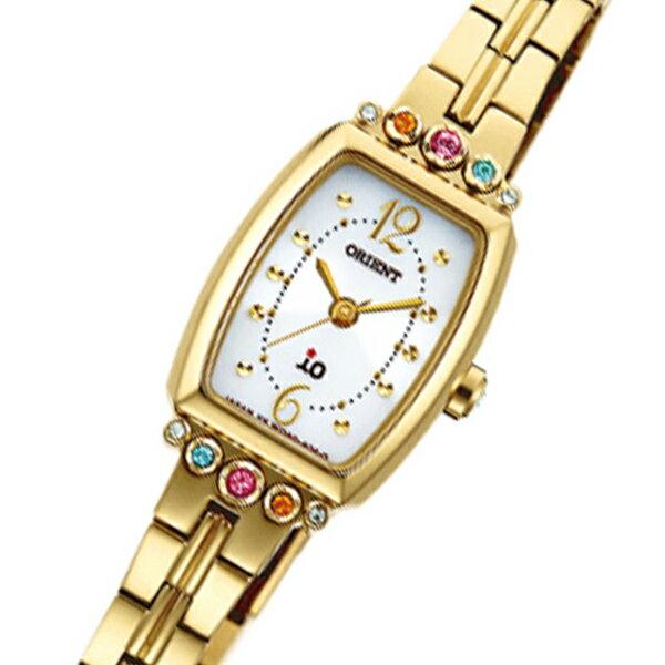 オリエント イオ ソーラー クオーツ レディース 腕時計 WI0391WD ゴールド 国内正規【送料無料】【_包装】 【送料無料】【ラッピング無料】