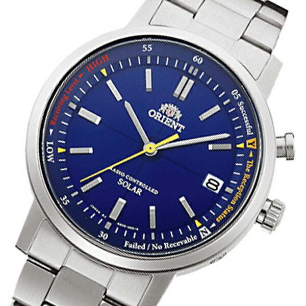 オリエント スタイリッシュ&スマート クオーツ メンズ 腕時計 WV0111SE 国内正規【送料無料】【_包装】 【送料無料】【ラッピング無料】