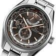 オリエントオリエントスター 自動巻き メンズ 腕時計 WZ0051JC ブラウン 国内正規【送料無料】【楽ギフ_包装】